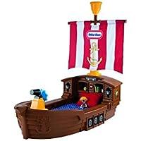 Preisvergleich für Little Tikes 625954E3 - LT Pirate Ship Toddler Bett