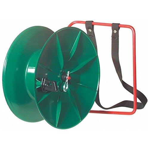 Breitbandhaspel mit Rückenträger