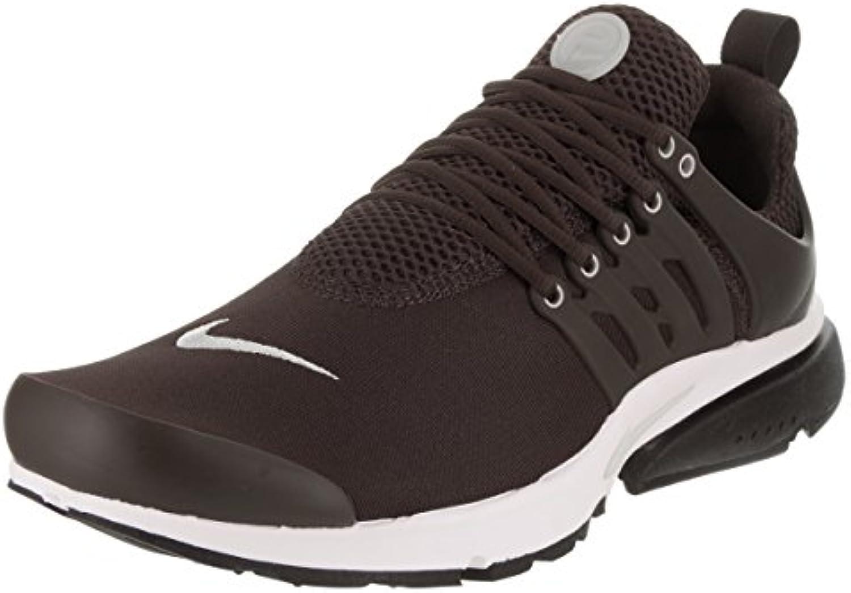 Nike Herren Air Presto Essential Braun Mesh Sneaker