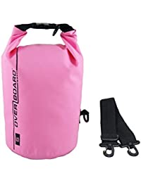 Overboard Sac de Plage Dry Tube Imperméable 5 L Rose OB1001P