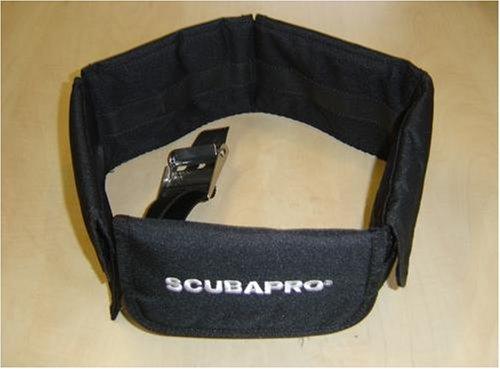 Scubapro Taschenbleigurt Variosoft Größe Large mit Inox- Schnalle