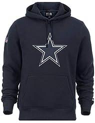 wholesale dealer ec175 8eee2 New Era - Dallas Cowboys Team Logo Hoodie - Navy
