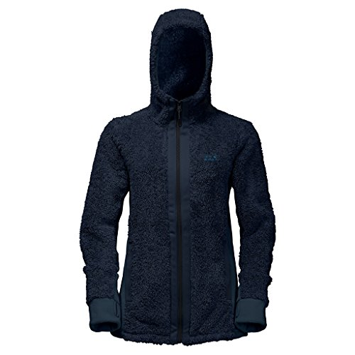 Jack Wolfskin Polar Night Fleece Women Night Blue