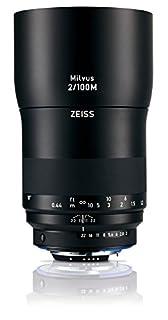 Carl Zeiss Milvus 2/100M SLR Obiettivi macro Nero (B0163K1E46) | Amazon price tracker / tracking, Amazon price history charts, Amazon price watches, Amazon price drop alerts