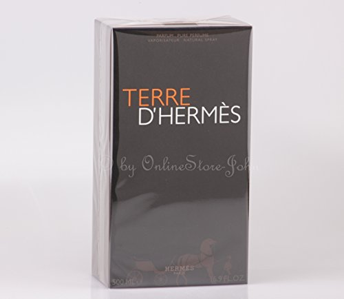 Hermes - TERRE d'Hermes - 500ml EDP - Pure Perfume Sprayflasche by Herms