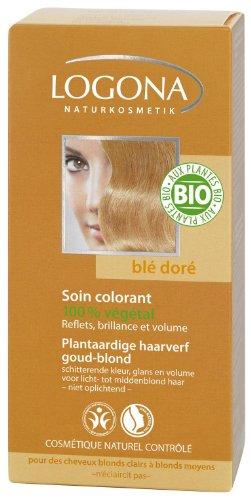 Logona, Tinta per capelli alle erbe