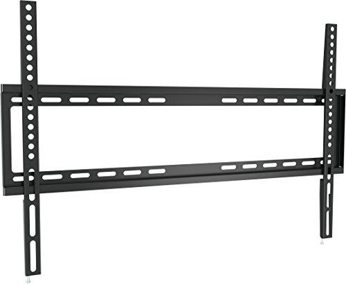 SCHWAIGER -9345- TV-Wandhalterung für Displays mit 94-203 cm BZW. (37-80 Zoll) / Halterung für LED 4K OLED/max. Belastung 45 Kg/Wand-Abstand bis zu 1,95 cm/max. VESA-Norm 600x400