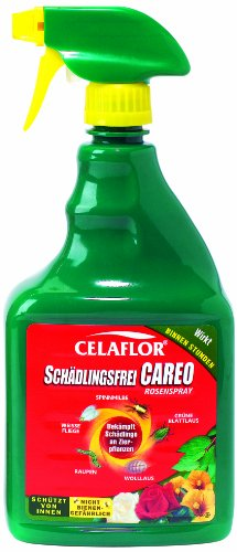 Celaflor Schädlingsfrei Careo Rosenspray - 750 ml