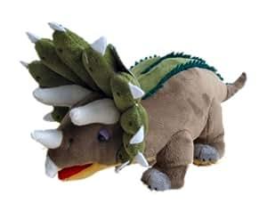 Inware - Kuscheltier Triceratops, 46 cm, groß, Dino, Schmusetier
