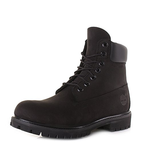 mens-timberland-af-6-inch-prem-bt-black-black-leather-fashion-ankle-boots-size-8