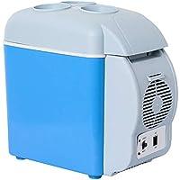Traioy Refrigerador PortáTil Doble Uso, Caliente Y FríO, para Autos, 7.5 L, Gran Volumen, Fuente AlimentacióN para AutomóViles, Mini ConduccióN, Viajes
