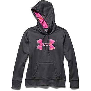 Under Armour Damen Fitness Sweatshirt UA AF BLH Printed Fill, Cbh/Rbp/Cgy, XS