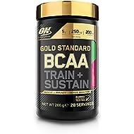 Optimum Nutrition Gold Standard BCAA Powder, Strawberry Kiwi, 266 g