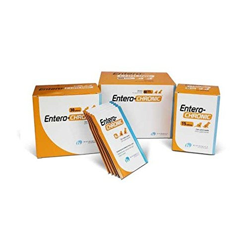 Bioiberica Pack de 30 Sobres de Antidiarreico Entero-Chronic