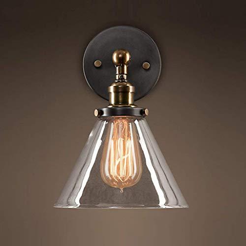 SED Individualität kreativ nautisch antik amerikanisch Land Industrie Kupfer Kunst Glas Wand Lampe Esszimmer Arbeitszimmer Lampe Lampe Gang Lampe Schlafzimmer Nachttischlampe Lampe Bar Ti -