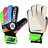 Kobo Fighter Goalkeeping Gloves  Large 9.5  /  Multicolor