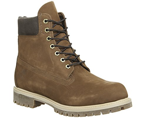 Timberland 6IN Premium BT WP MD Brown CA1LXU, Stivali Marron