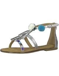 TAMARIS sandales chaussures pour femmes avec bride interorteils à 1-28184