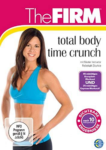 The Firm - Total Body Time Crunch [Alemania] [DVD]