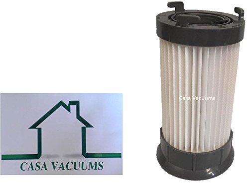 Eureka dcf-4dcf-18waschbar und wiederverwendbar langlebiges Vakuum Filter; ersetzt Eureka GE DCF1DCF4dcf18Teil # 62132630736177036901850528608-128608b-1, von Casa Leerstellen -