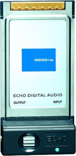 Echo Indigo io 2-Kanal Full Duplex-Audiokarte (PCMCIA-Steckformat) für Notebooks