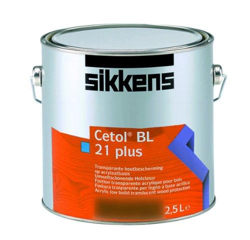 Sikkens Cetol BL 21 plus RM 045 mahagoni 1 Liter -