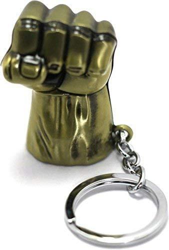 Inestimable Collection Der unglaubliche Hulk Power Fist Marvel Keyring / Schlüsselanhänger (Avengers Hulk Hand)