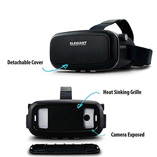 ELEGIANT – Universal Smartphone VR Brille - 8