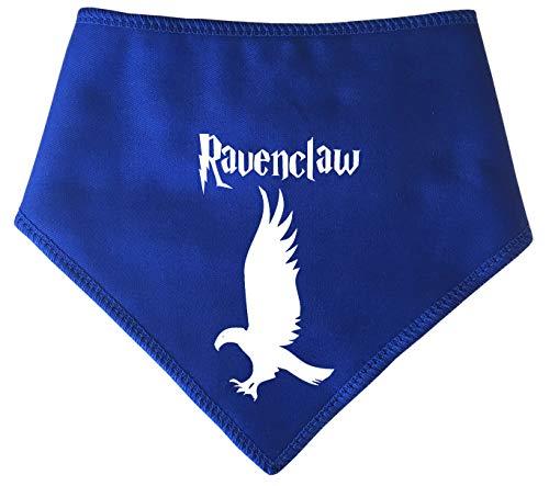 Ravenclaw Kostüm Hat - Spoilt Rotten Pets Ravenclaw House Hundehalstuch, für Harry-Potter-Fans, die Hogwarts gehen, Blau