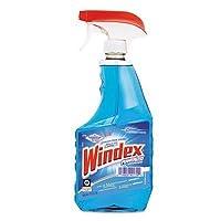 Ammonia-D Glass Cleaner, 32oz Spray Bottle,12/Carton by Windex