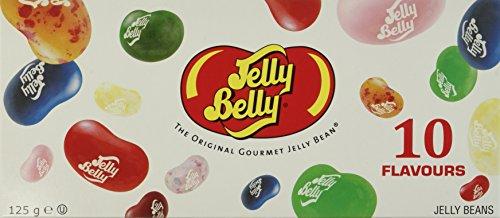 Jelly Belly Geschenkpackung 10 Sorten, 1er Pack (1 x 125 g)