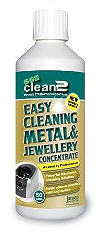 Seaclean2 Ultrasonic cleaning fluid,