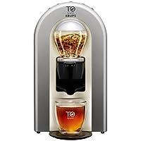 Krups TE500E00 Machine à thé Argent Glacé