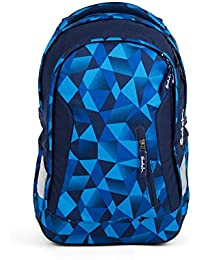 Satch Schulrucksack Sleek Blue Crush 9A2 blue crush