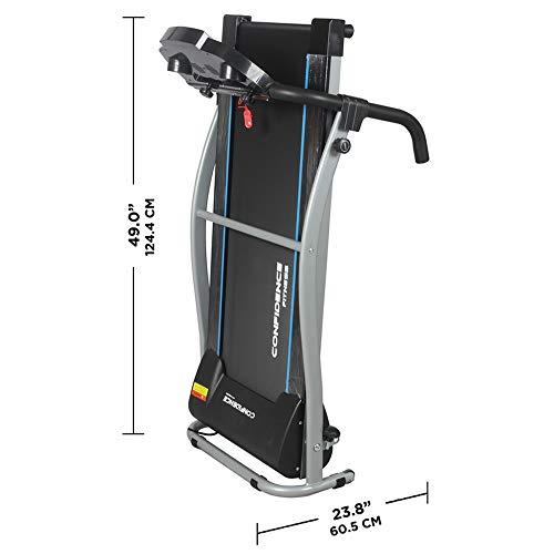 Confidence Fitness TP-1 Folding Treadmill