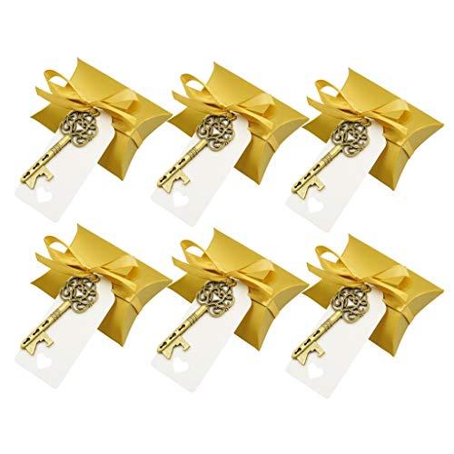 Schlüssel zu Ihrem Herzen Schlüsselform Flaschenöffner Hochzeitsbevorzugungen Baby Shower Geschenke Birthday Party Favors Souvenir Geschenk für Gäste (50 stücke)