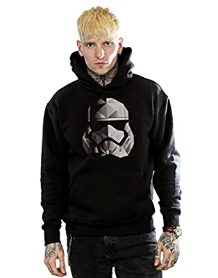 Star Wars - Sweat-shirt à capuche - Manches Longues - Homme