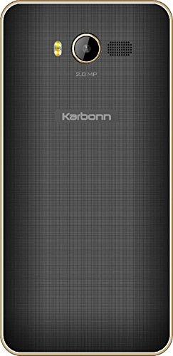 Karbonn K9 Smart Eco (Black-Champ)