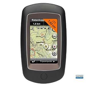 """MEDION MD 97903 S3857 Outdoor Navi 3""""/7,62cm transreflektives Touchscreen Display ° 8GB ° Geocaching ° 3D Kompass ° bis zu 8 Stunden Außeneinsatz ° wasserfest ° Höhenmesser"""