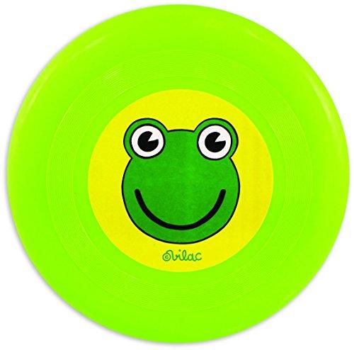 Vilac Frisbee - grün - Frosch
