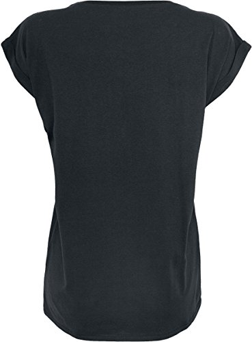 Motörhead England Girl-Shirt schwarz Schwarz