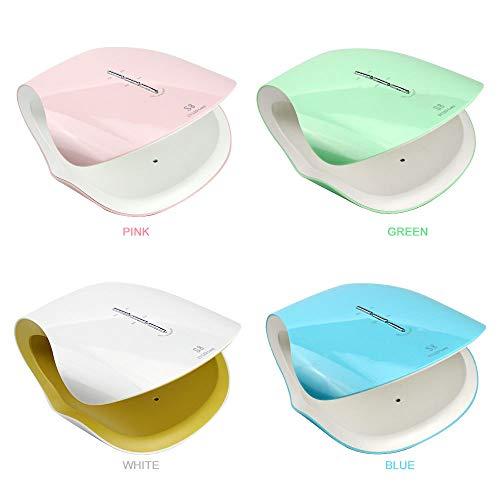 PUDDINGY® UV LED Nagel Lampe, Professionelle Nagel Trockner Maschine Mit Timer Einstellungen Schnell Härtende Gelpoliermittel (48W),Blue