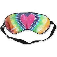 Tie Dye Love 99% Eyeshade Blinders Sleeping Eye Patch Eye Mask Blindfold For Travel Insomnia Meditation preisvergleich bei billige-tabletten.eu
