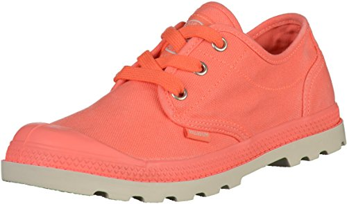 Palladium PAMPA OXFORD LP Damen Sneakers Coral