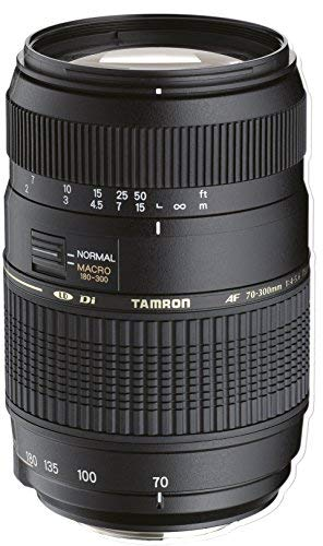 Tamron Objectif AF 70-300mm F/4-5,6 Di LD IF Macro 1/2 - Monture Sony