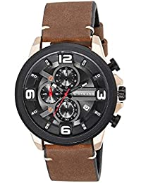 Giordano Analog Black Dial Men's Watch-C1114-03