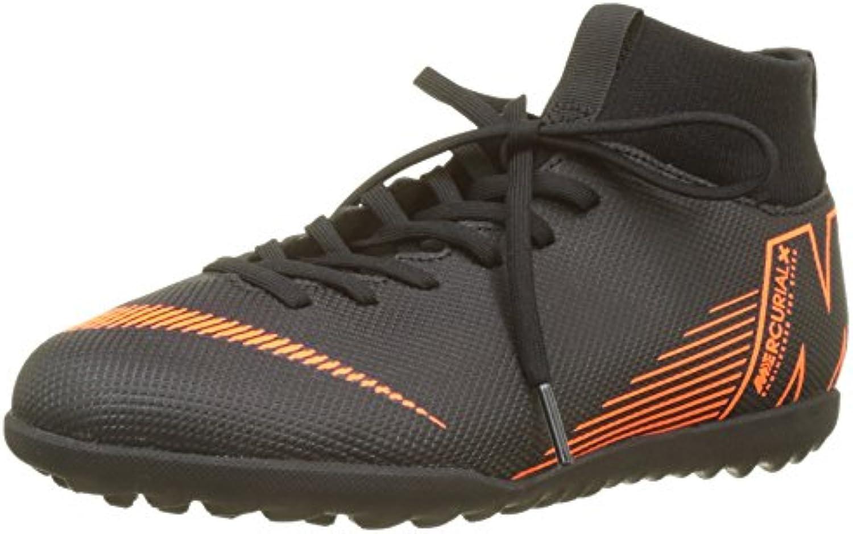 Nike Jr Superflyx 6 Club TF, Zapatillas de Deporte Unisex Adulto