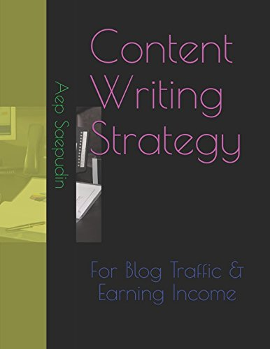 Content Writing Strategy: For Blog Traffic & Revenue Purpose
