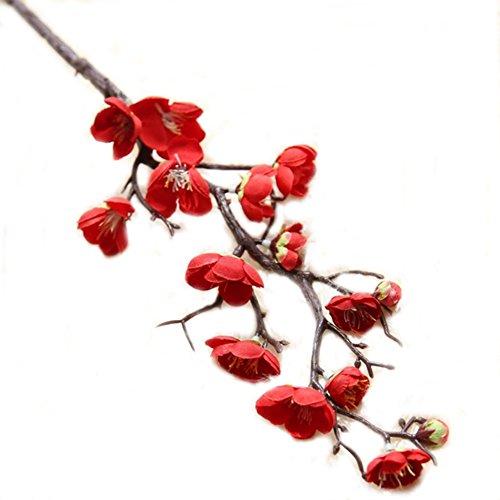 Houzhi - Ramo Flores Artificiales Seda Liang, Estilo
