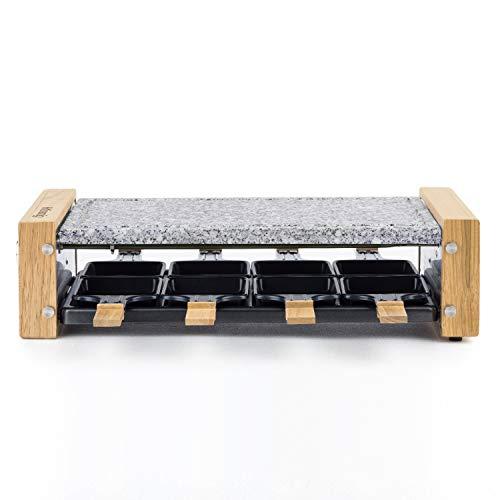 H. Koenig wod8Raclette de dispositivo 8personas, madera